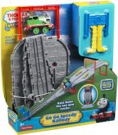 Trenino Thomas Go Go Speedy Switch Track + Percy,  Mattel Y2891-Y2890