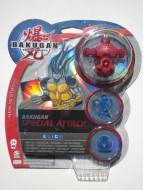 nuovi Bakugan Special Attack personaggio Elico rosso ccp11915