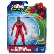 Marvel Spiderman vs Sinister 6 - Scarlet Spider B5758 B6852 di Hasbro
