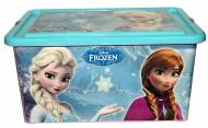 Disney Frozen Contenitore Portagiochi in Plastica 23 Litri