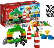 LEGO DUPLO10510 PLANES La gara aerea di Ripslinger DUPLO - Disney Planes - Ripslinger's Air Race - 10510