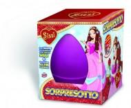 SISSI SORPRESOTTO UOVO CONTENITORE REGALI PASQUA - uovo in varie colorazioni -