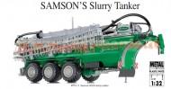 WIKING NUOVA BOTTE SAMSON SG28 SLURRY TANKER COD 77311 SCALA 1 /32