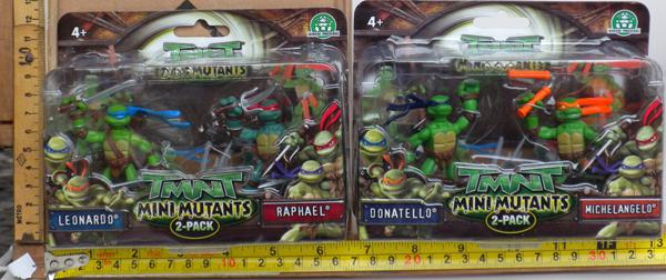 Giochi preziosi tartarughe ninya tmnt mutanti prezzo 1 for Prezzo tartarughe