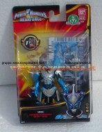POWER RANGER MEGAFORCE PERSONAGGI 10 CM  VRAK,  NCR 35100