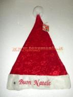 !!!!!! Cappello di Babbo Natale!!!!! , Berretto di Babbo Natale con luci funzionante a pila