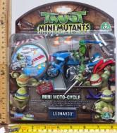 Giochi Preziosi Tartarughe Ninya TMNT mutanti moto-cycle