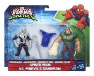 Ultimate Spiderman, SPIDERMAN VS MARVEL'S SANDMAN uomo sabbia Hasbro B6139-5761