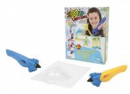Giochi Preziosi - Ido3D ,  i do 3d , Vertical Activity Set con 2 Penne 3D, Multicolore