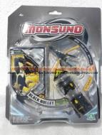 !!!! Monsuno !!! Novita' Monsuno personaggio  BLACKBULLET , black bullet, toys , BRINQUEDOS ,JUGUETES , JOUETS , giocattolo COD 14531