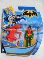 MATTEL Batman Action Figuren personaggio Robin BHC66 BHC72