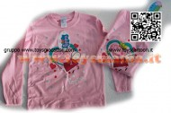 T-shirt PEPPA PIG LA FATINA DEL DENTINO  - Manica lunga colore ROSA