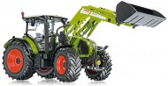 Wiking 7325 Claas Arion 650 con pala frontale