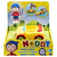 Noddy, Veicolo a Retrocarica con Personaggio di Spin Master 6029061