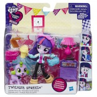 Equestria Girls Bamboline Singole c/Acc.Twilight Sp B4909 B6359 di HASBRO