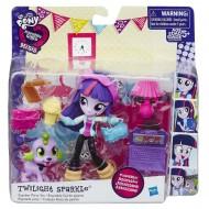 Equestria Girls Bamboline Singole c/Acc.Twilight Sp B4909 B6359 di HASBRO