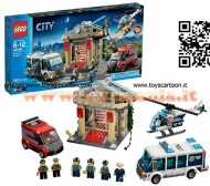 LEGO 60008 CITY® Rapina al museo City - Museum Break-in - 60008