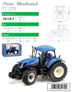 !!!!!NOVITA' ROS !!!!! NEW HOLLAND T7.270 SCALA1/32