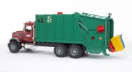 !!!!BRUDER!!!!!! NOVITA' GIOCATTOLI  Bruder MACK Granite trasporto rifiuti (verde) [cod 02812 ]