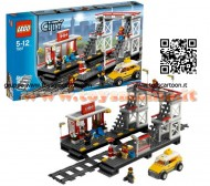 LEGO 7937 CITY® Stazione ferroviaria Train Station - 7937