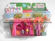 !!!! MINI LALALOOPSY NOVITA' !!!! OFFERTA  MINI LALALOOPSY PERSONAGGIO IN CAMPEGGIO CON SUNNY SIDE UP... , CAMPING WITH SUNNY  COD 12153
