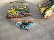 giochi preziosi nuovi dinofroz tribe popolo la tribù  della terra selvaggia personaggio stradimetrodon cod7922