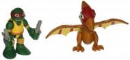 Teenage Mutant Ninja Turtles, Half Shell Heroes Dino Leonardo & Pteranodon TUH00000