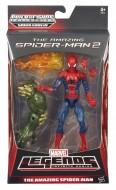 Spiderman 15 cm Marvel Legends Infinite Series A6656-A6655 di Hasbro
