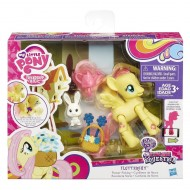 My Little Pony Articolati con accessorio- Fluttershy B5675-B3602 di Hasbro