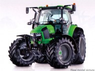 UNIVERSAL HOBBIES UH 4226 TRACTEUR DEUTZ-FAHR 5130 TTV (2014) SCALA 1/32