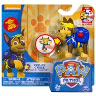 Paw Patrol Hero Action Pup-Fu Chase 6026592 di Spin Master