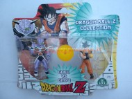 DRAGON BALL Z COLLECTION PERSONAGGIO GOKU VZ E GINIU