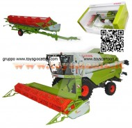 UH 01717600 Claas Tucano 450 Tier 4i SCR Limited Agritechnica Edition 1/32