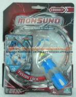 NOVITA' MONSUNO 2013 GIOCHI PREZIOSI  !! MONSUNO CONNECT STARTER FUSION-LOCK COD. 14556