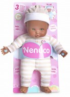 Nenuco Soft Bambola con 3 funzioni di Famosa 700012662