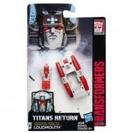 Transformers Generations Titan Masters Loudmouth B4697-B4701 di Hasbro