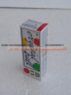 CRYSTAL BALL TUBETTO colore rosso  COD CGC120A