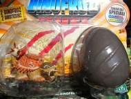 Giochi Preziosi DINOFROZ NOVITA'!!!!!!!!!!!2010!!!!!! PERSONAGGI DINOFROZ DUEL MEGAGLYPTODON blister 2 pzZ ccp 7930