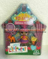 NOVITA' MINI LALALOOPSY SILLY FUN HOUSE GIOCHI PREZIOSI !!! MINI LALALOOPSY  SAHARA MIRAGE CON ACCESSORI  GPZ12194
