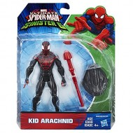 Marvel Ultimate Spider-Man Vs Sinister 6 - Kid Arachnid 13 cm di Hasbro B6855-B5758