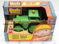 GIG !! BOB THE BUILDER!!!! , BOB AGGIUSTATUTTO PERSONAGGIO RULLO , ROLLO , SILINDIR , ROULO , ROLEY , toys , BRINQUEDOS ,JUGUETES , JOUETS , giocattoli COD 470632