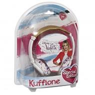 Violetta Kuffione Special Edition con Presa Jack per Impianti Audio-Video di Giochi Preziosi NCR02371