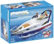 Playmobil 5205 - Yacht Fuoribordo - Limited Edition di Playmobil