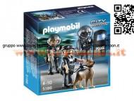 PLAYMOBIL 5186 SWAT POLIZIA (INT)