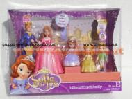 Principessa Sofia - Disney Princess La Famiglia Di Sofia di Mattel Y6654