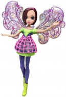 Winx Magic Cosmix Fairy Tecna con Ali Olografiche di Giochi Preziosi  WNX58000