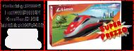 treno lima freccia rossa etr 500 funzionante a batteria