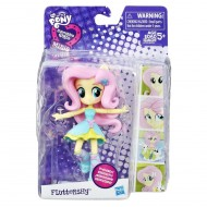 My Little Pony Equestria Girls Minis School Dance Fluttershy B7787-B4903 di Hasbro