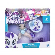 My Little Pony - Rarity Pony Sirena  di Hasbro C1825-C0680