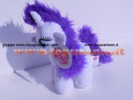 My Little Pony peluche deluxe , pupazzo  Rarity 30 cm circa